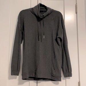 Lululemon cowl neck sweatshirt